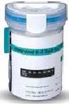 CLIA Waived - NIDA 5 Panel E-Z Split Key Integrated Drug Test Cup