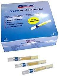 Mission Breath Alcohol Device