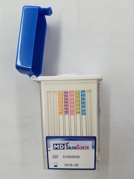 MD Saliva Drug Test Kit
